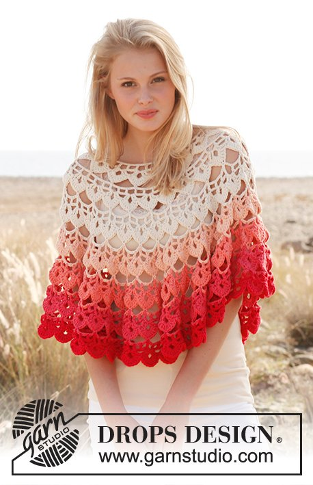 Crochet Poncho with FREE Pattern