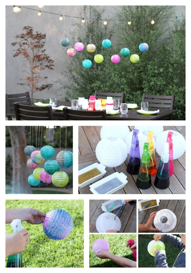 30+ Cool DIY Outdoor Lighting Ideas To Brighten Up Your ...