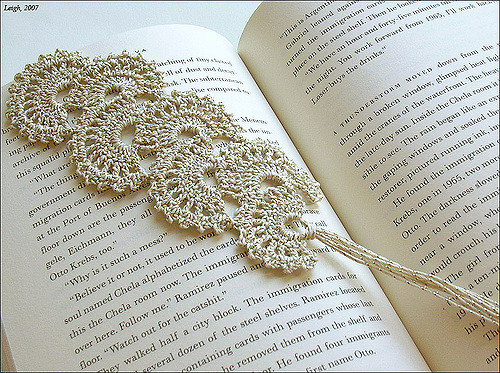 20 Crochet Bookmark Patterns For Every Skill Level Page