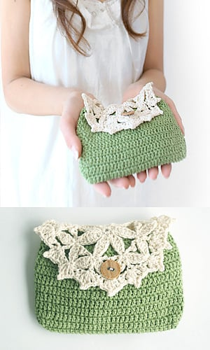 Cute Crochet Purse With Free Patterns And Tutorials