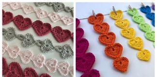 Heart Strings Crochet FREE Pattern
