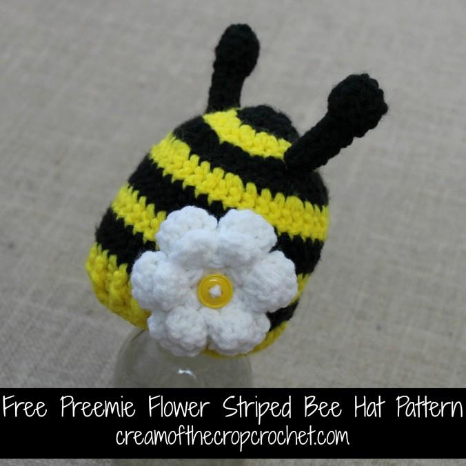 26 Beautiful Crochet Bee Patterns Page 2 Of 3