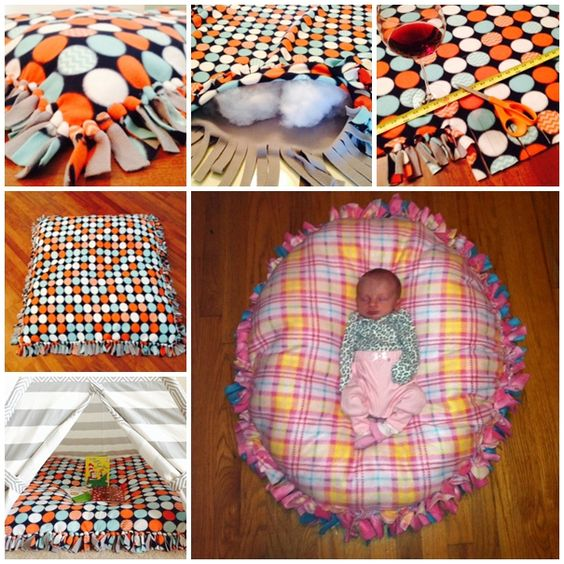 Floor Pillows Reddit : 28 DIY Baby Shower Gift Ideas and Tutorials - Page 2 of 4