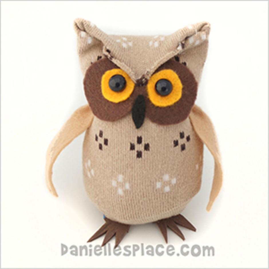 owl templates for sewing - 30 adorable owl craft ideas for your next project page