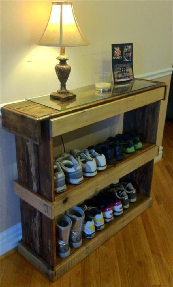 20+ Upcycling Pallet Ideas for Home Interiors - Page 4 of 4
