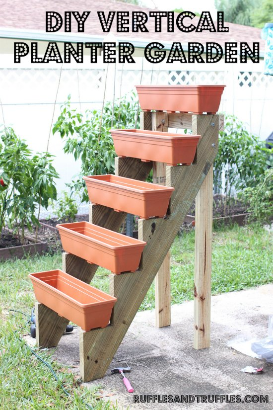 Grow Vertical Strawberry Garden In 10 Diy Ways