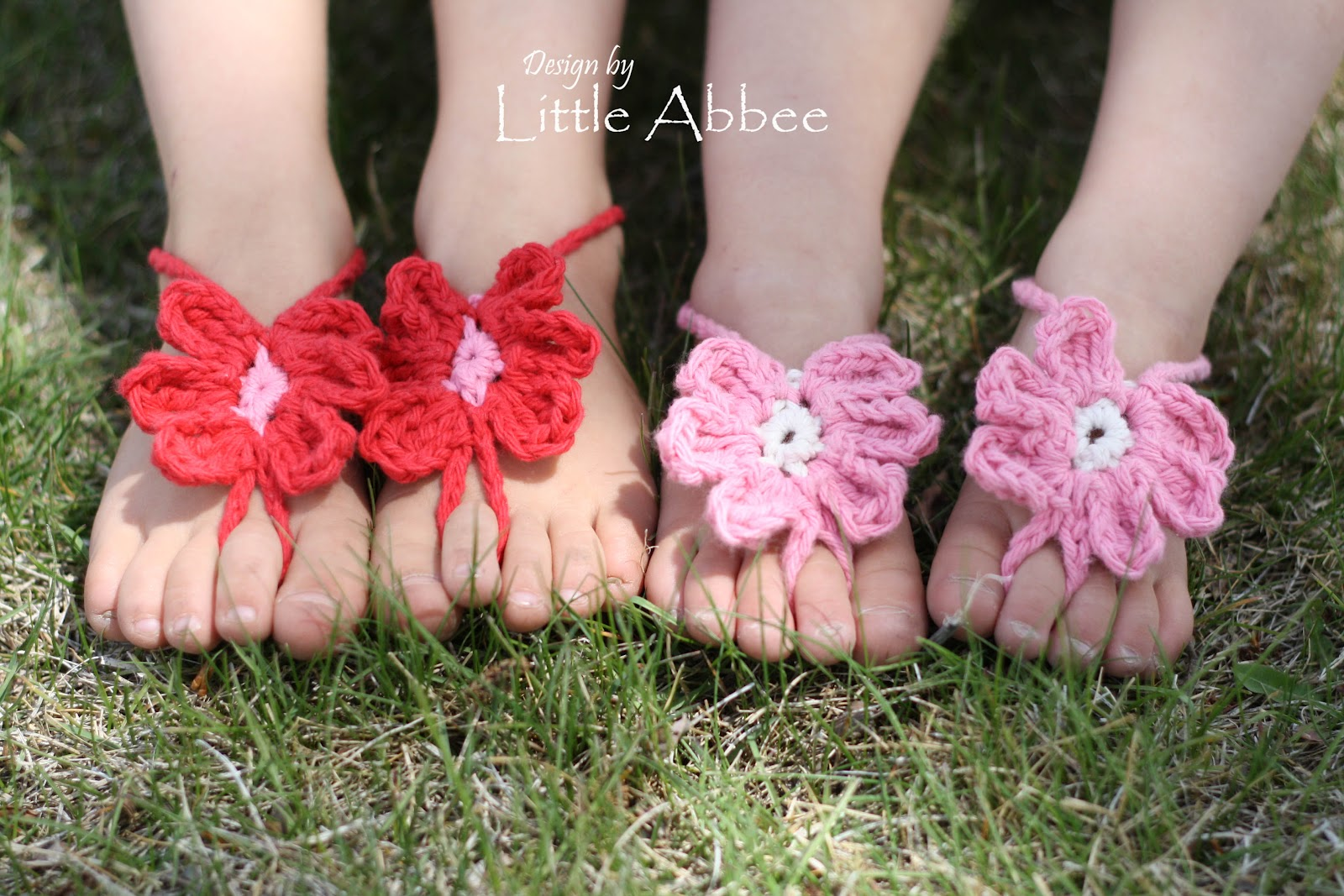 Crochet Baby Toe Sandals Free Pattern : 30+ Awesome Crochet Barefoot Sandals Patterns - Page 3 of 3