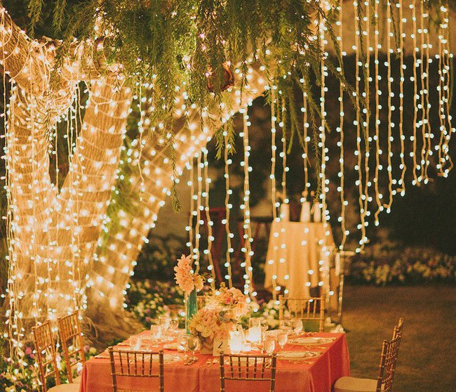 chic garden lighting ideas | 30+ Cool DIY Outdoor Lighting Ideas To Brighten Up Your ...