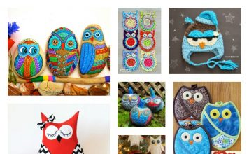 30+ Adorable Owl Craft Ideas