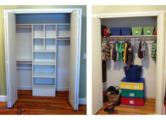 Build Custom Closet