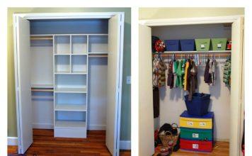 Build Custom Closet
