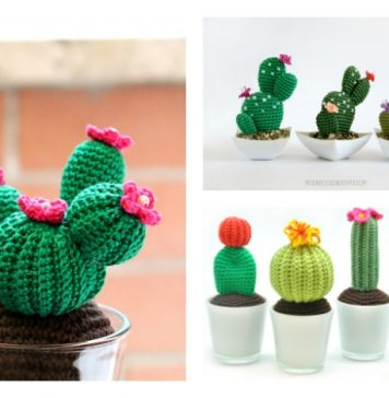 Baby Cactus Amigurumi : Crochet Archives - Page 17 of 18 - Cool Creativities