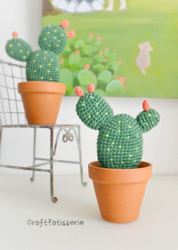 60 Crochet Cacti For The Desert Lover At Heart Crochet Patterns Classy Crochet Cactus Free Pattern