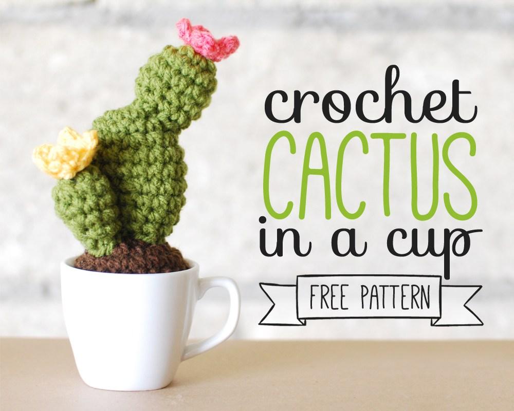 10+ Desert Cactus Amigurumi Crochet Patterns - Look ...