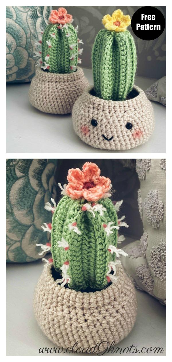 Gardening with Crochet Amigurumi Pattern — BuddyRumi | 1260x600