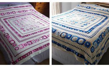 Grace Blanket Free Crochet Pattern