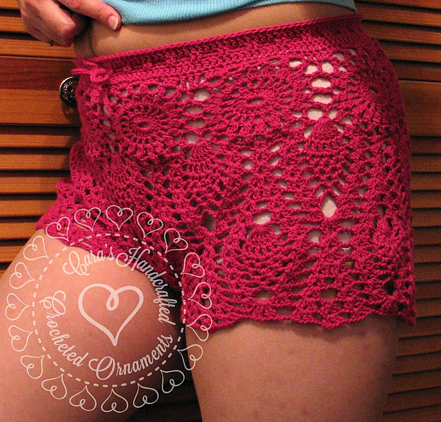 Free Crochet Pattern For Lace Shorts : 10+ Gorgeous Crochet Shorts Patterns in Ravishing and ...
