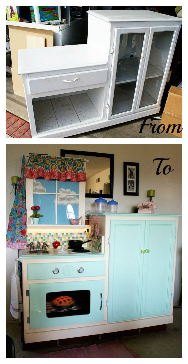 transform old kitchen cabinets 16 upcycled furniture ideas to give furnitures new 27292