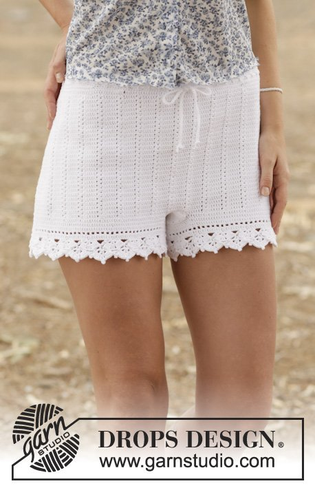 Free Crochet Pattern For Mens Shorts : 10+ Gorgeous Crochet Shorts Patterns in Ravishing and ...
