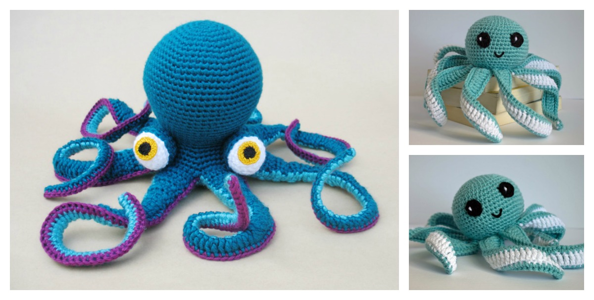 Amigurumi Octopus Baby Toy Free Crochet Pattern New Octopus Crochet Pattern