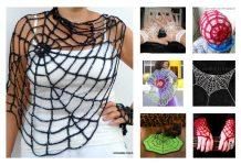 Crochet SpiderWeb Patterns