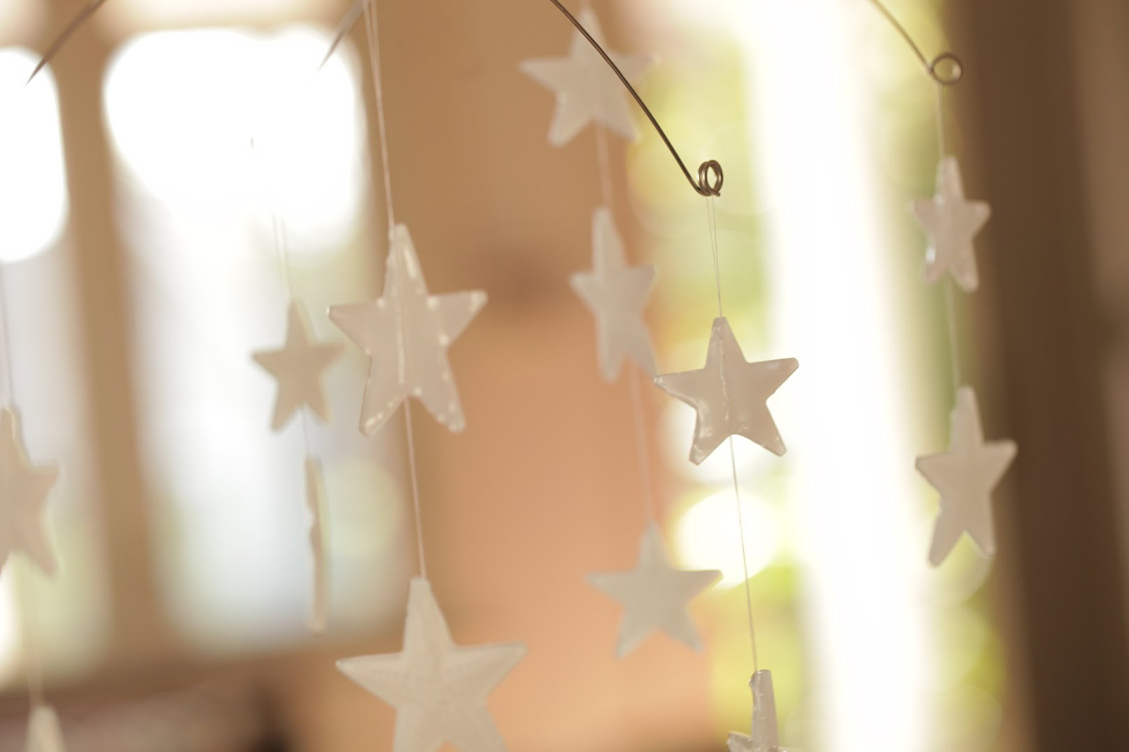 DIY Glow in the Dark Stars