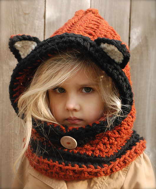 10 Crochet Hooded Scarves And Cowls Patterns Page 2 Of 2
