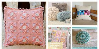 Free Gorgeous Pillow Crochet Patterns