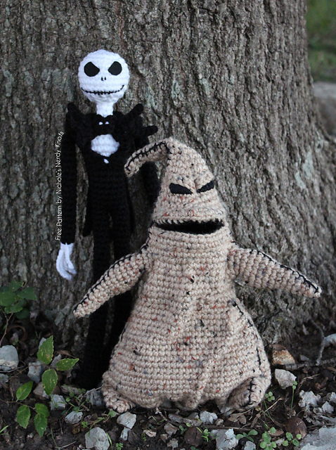 10 Halloween Decoration Free Crochet Patterns Page 2 Of 2