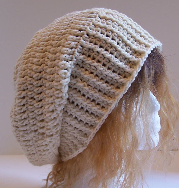 Free Crochet Pattern For Slouchy Beret : Slouchy Crochet Hat Patterns to Keep Warm and Fancy