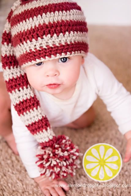 Baby Elf Hat Free Crochet Patterns