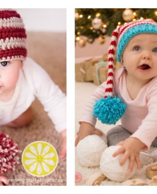 Free Crochet Pattern For Baby Elf Slippers : Shortbread Archives - Cool Creativities