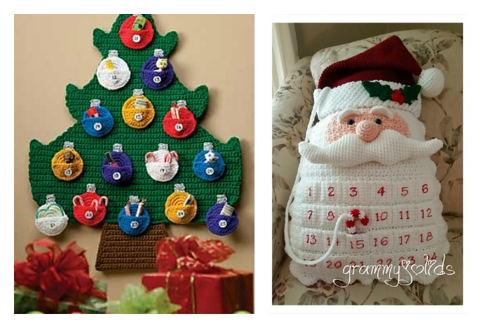 Make Crochet Christmas Tree