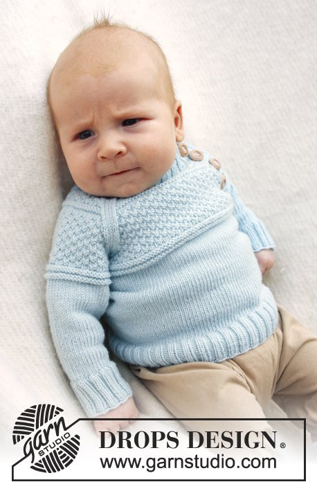 Baby Jumper Knitting Pattern Free : 10+ Free Baby Sweater Knitting Patterns - Page 2 of 2