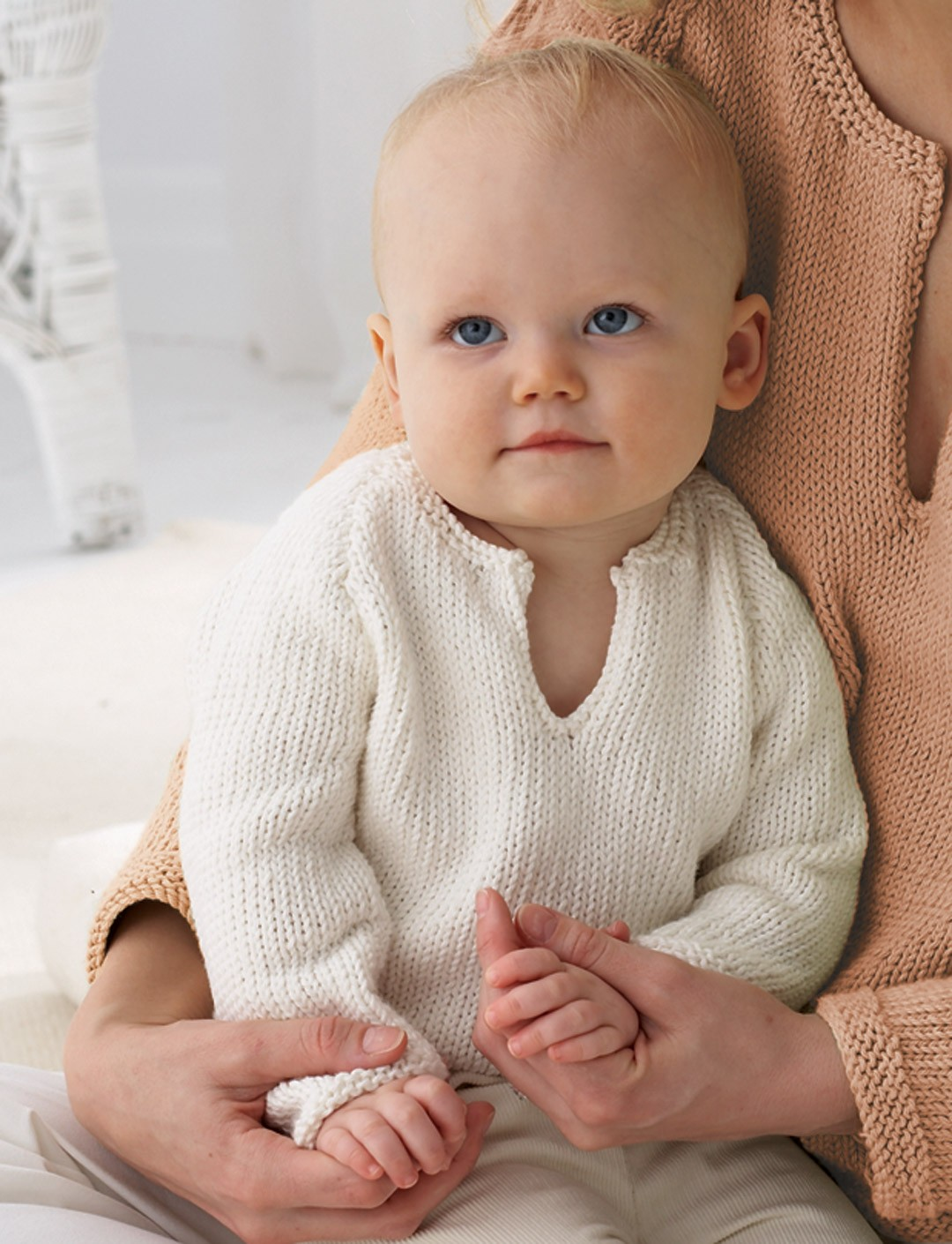 Baby Pullover Sweater Knitting Pattern : 10+ Free Baby Sweater Knitting Patterns