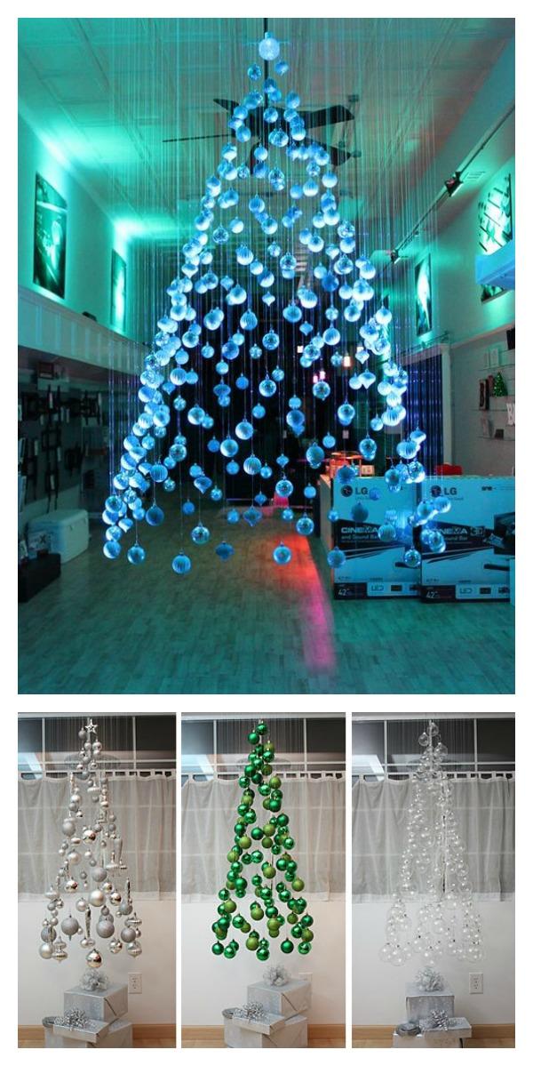 Superior DIY Floating Christmas Tree