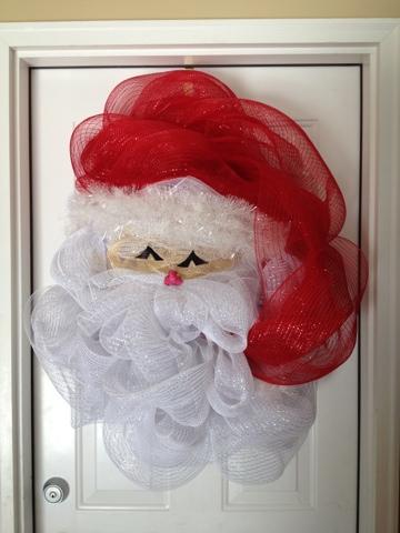 10+ creative christmas deco mesh wreath ideas page 2 of 2