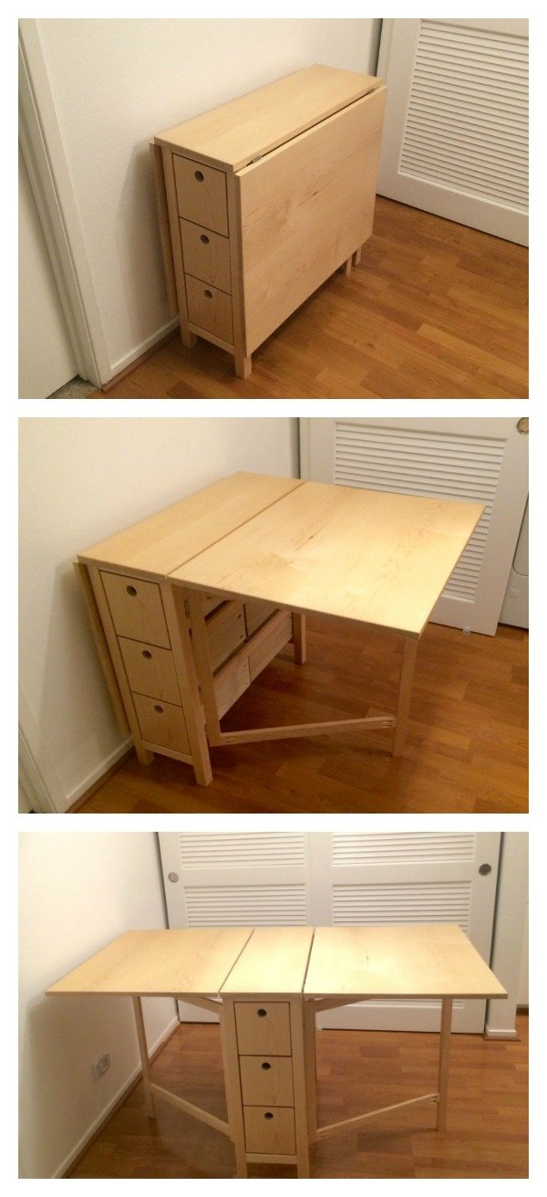 diy foldable craft table. Black Bedroom Furniture Sets. Home Design Ideas