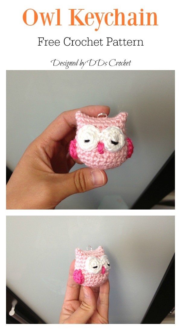 Easy Crochet Owl Free Patterns To Begin In An Hour | 1093x600
