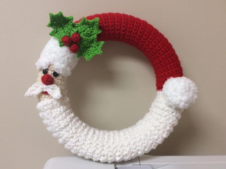 10 Christmas Wreath Crochet Patterns Page 2 Of 2