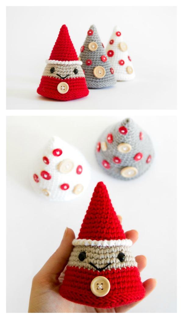 Amigurumi Neko Atsume Pattern : 10+ Fast and Easy Christmas Crochet Free Patterns for Last ...