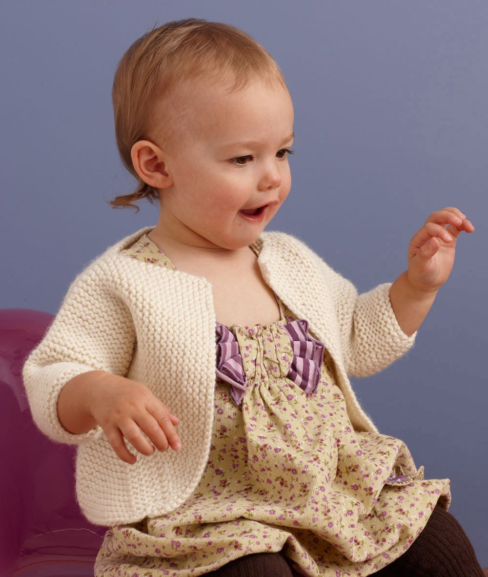 10+ Free Baby Sweater Knitting Patterns - Page 2 of 2