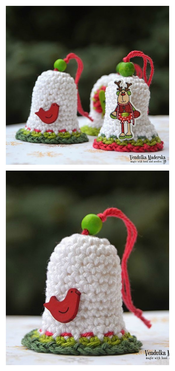 Make Crochet Christmas Tree