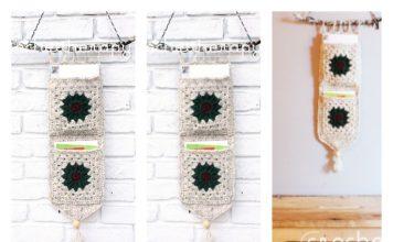 Crochet Organizer Free Patterns