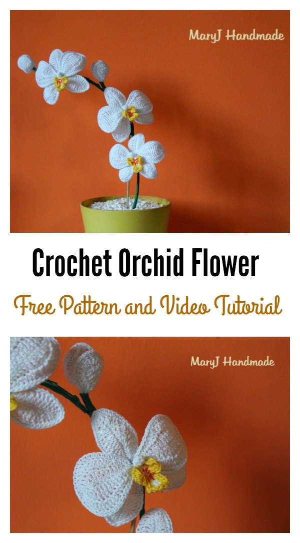Crochet pretty flower free patterns ccuart Images
