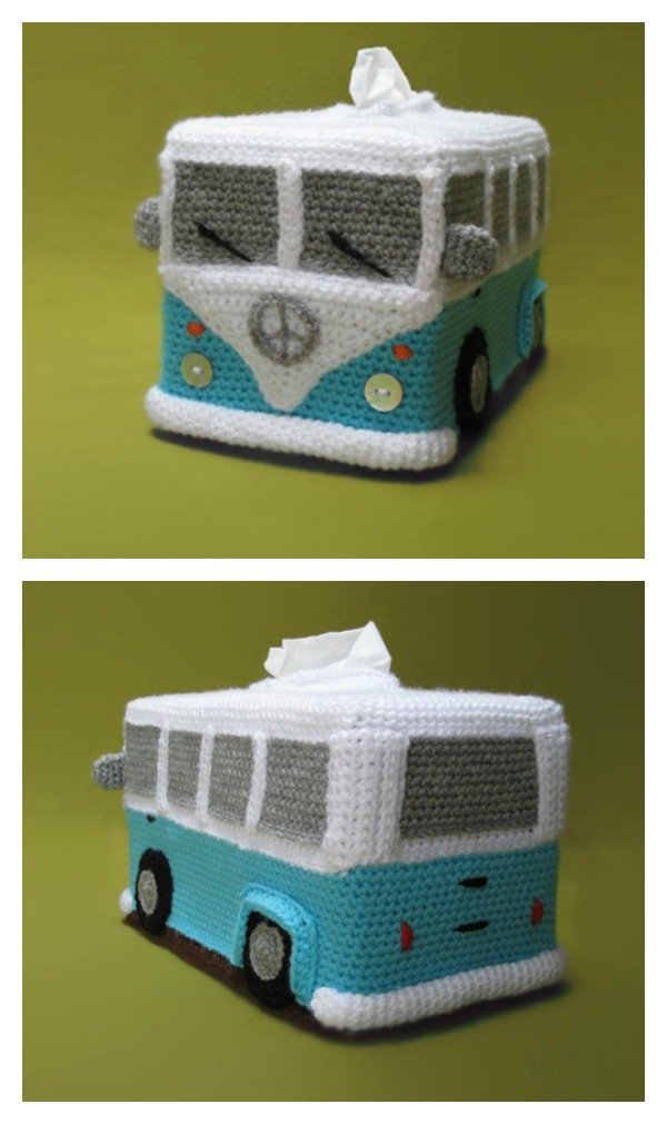 Vw Bus Crochet Patterns