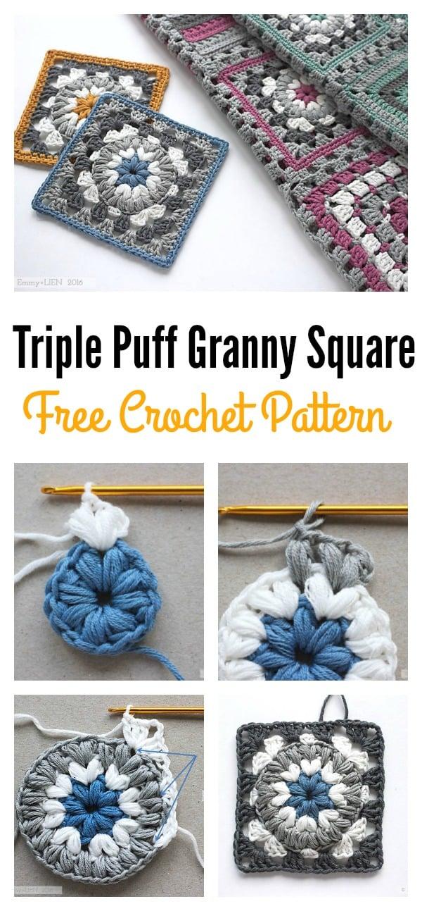 Beautiful Puff Stitch Patterns I Cant Wait To Try