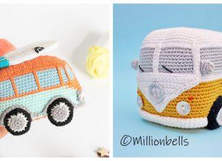 VW Bus Crochet Patterns
