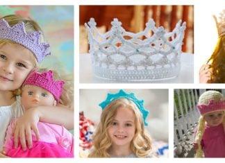 Royal Crochet Crown FREE Patterns