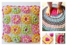 Beautiful Bubble Stitch Crochet Patterns and Projects